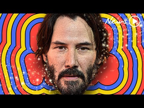 The breathtaking magic of Keanu Reeves