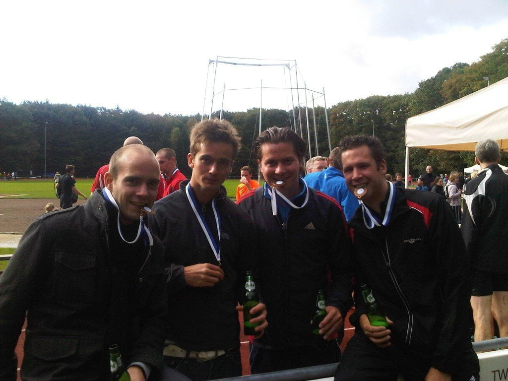 Bosmarathon Soest 2012