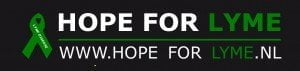 Logo stichting HOPE FOR LYME