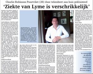 Artikel in de Soester Courant