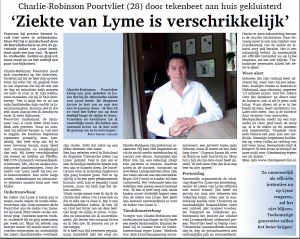 Artikel in de Soester Courant