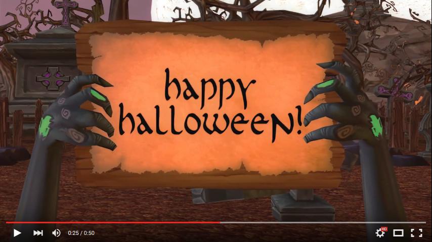 Fijne Halloween!