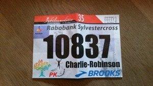 Startnummer Sylvestercross
