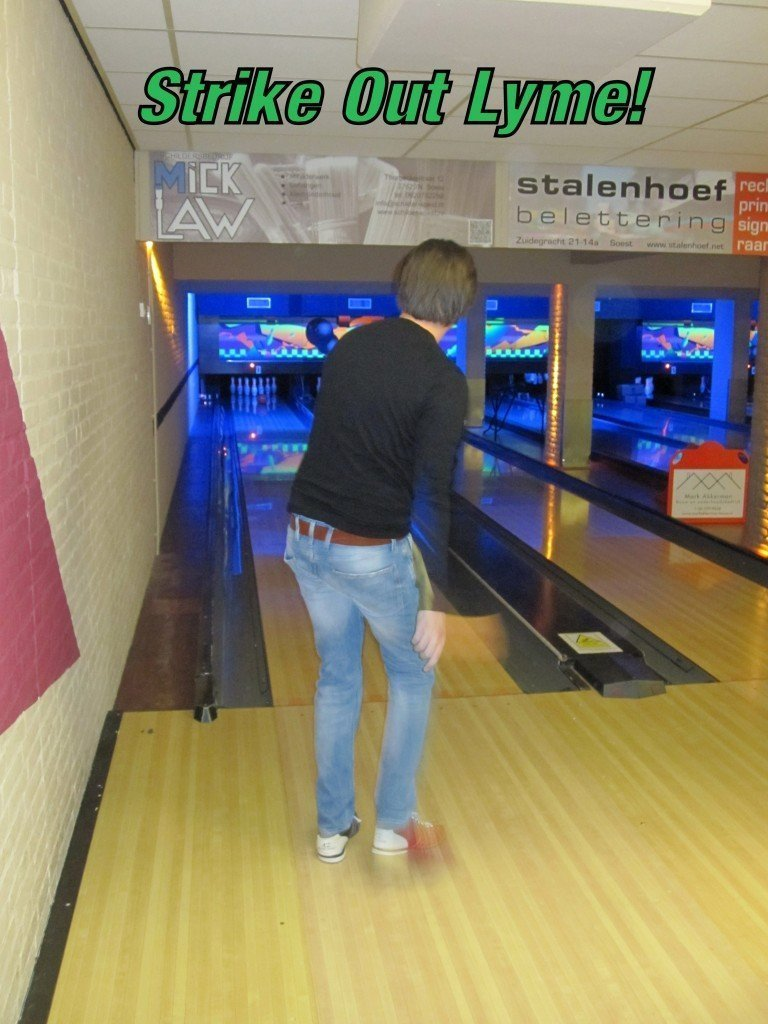 Bowlingtoernooi Strike Out Lyme II