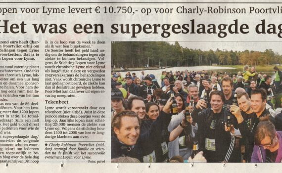 Artikel Soester Courant 13 April