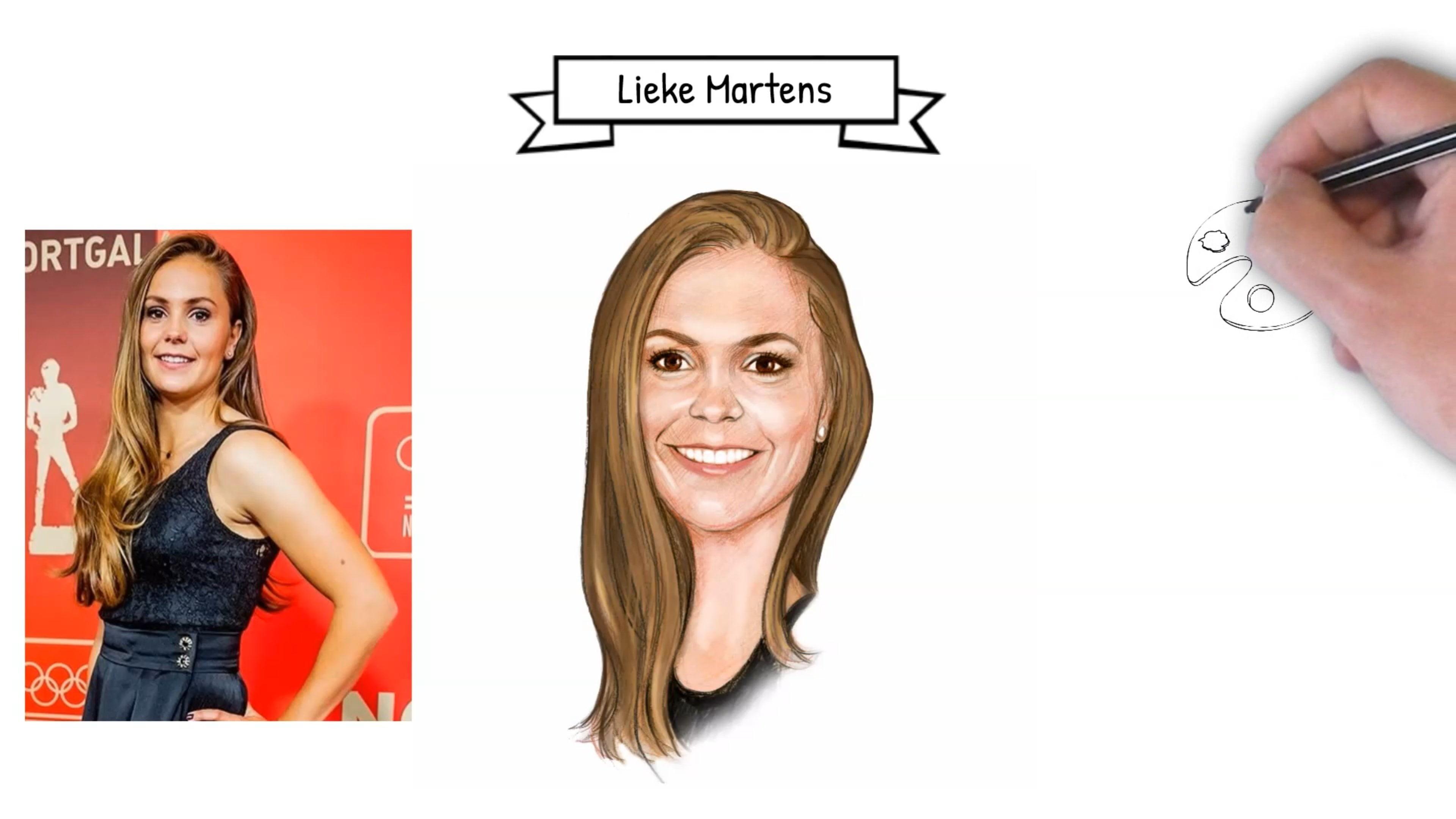 Portretvideo Lieke Martens