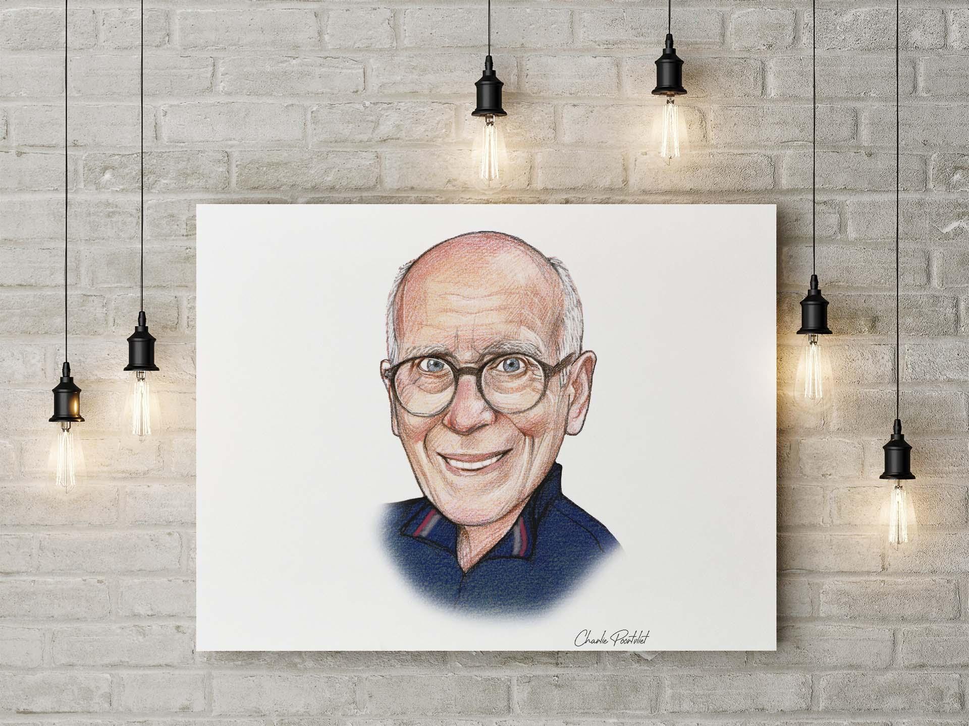 Portret Opa Henk | 86 Jaar!