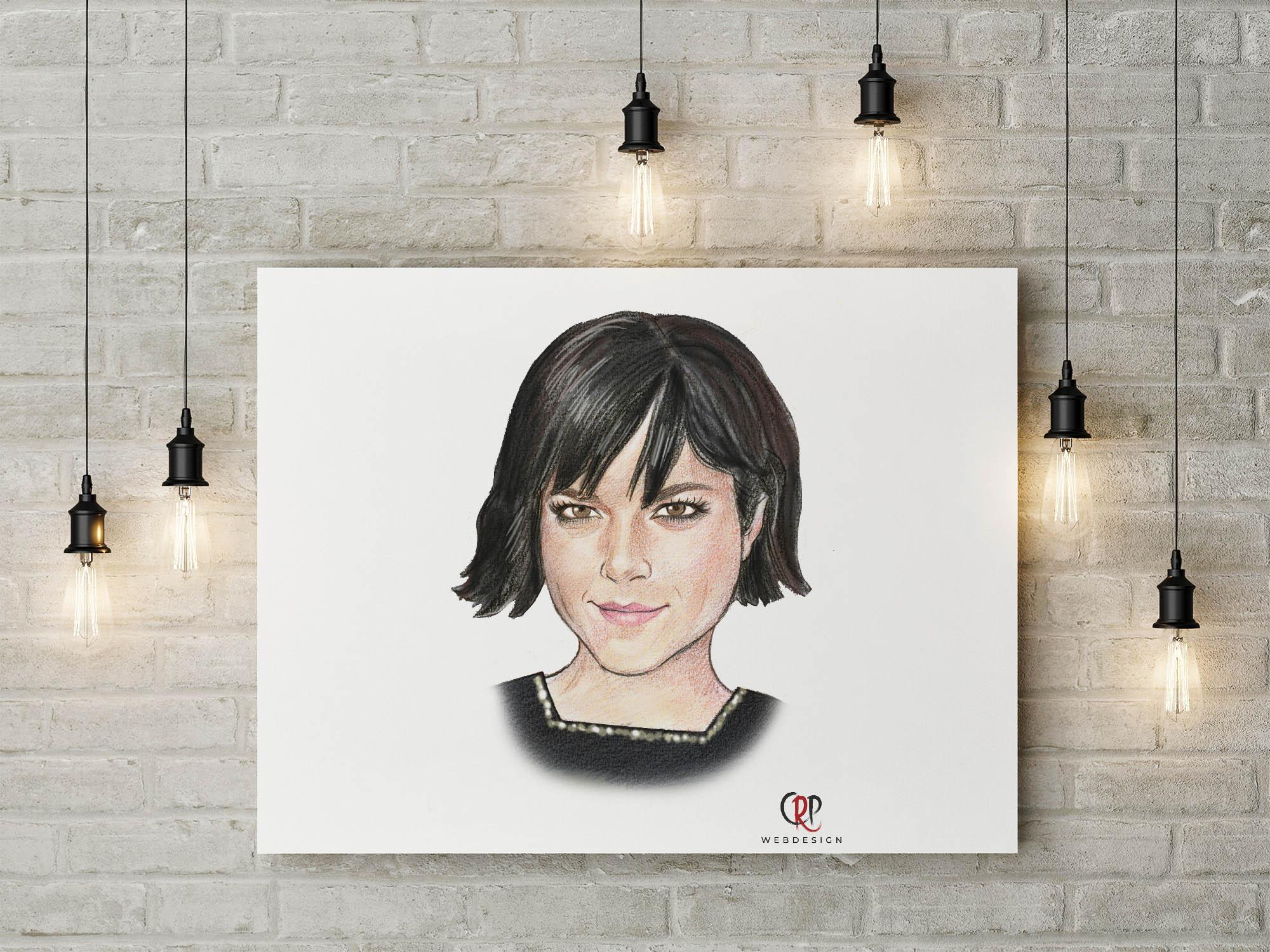 Portret Selma Blair