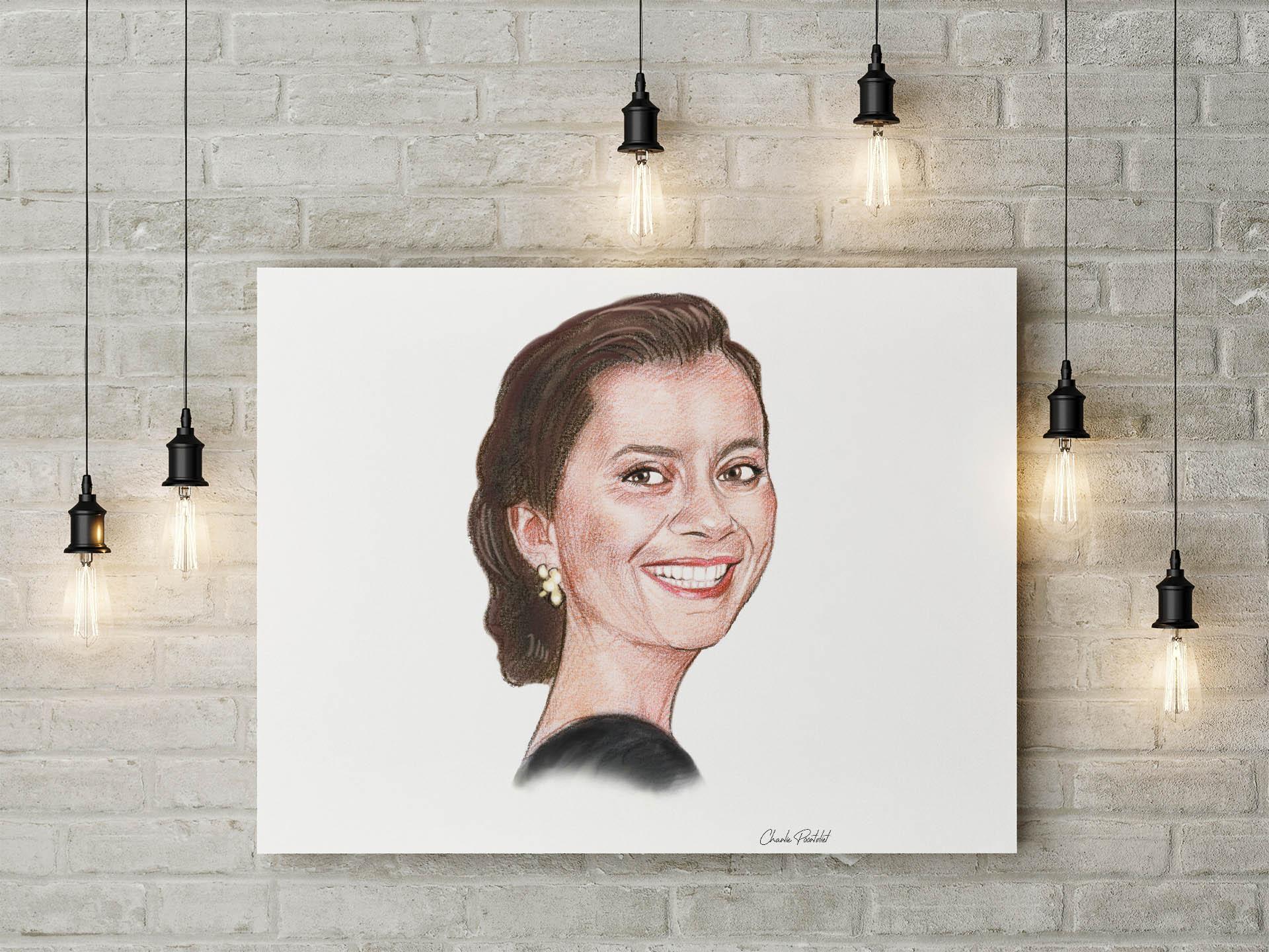 Portret Irene