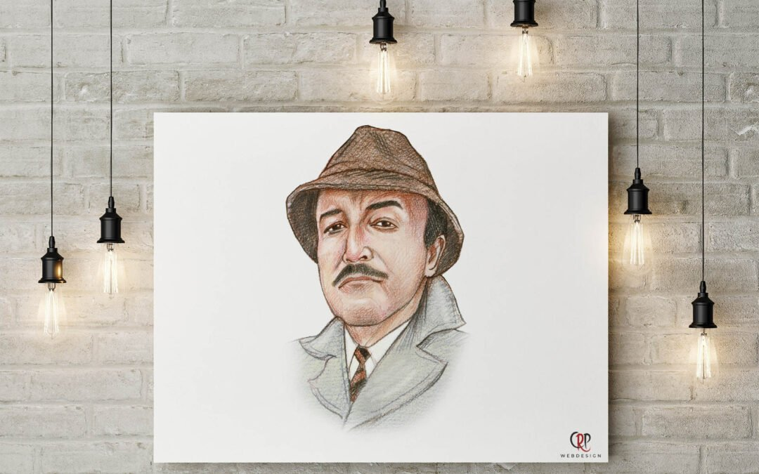 Portret Peter Sellers