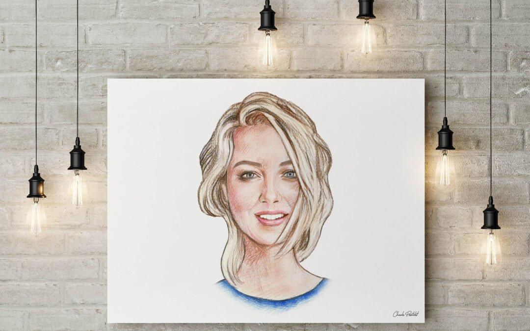 Portret Tess Milne